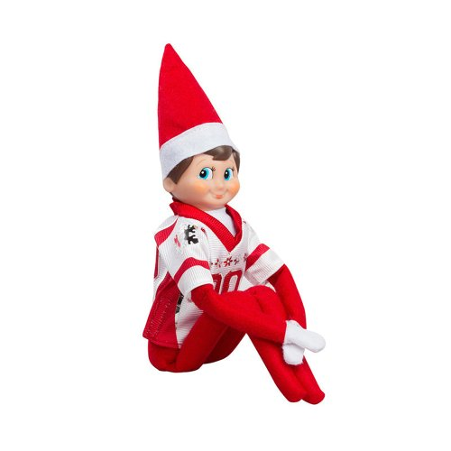 Elf on the Shelf: A Christmas Tradition and Blue Eyed Nor...