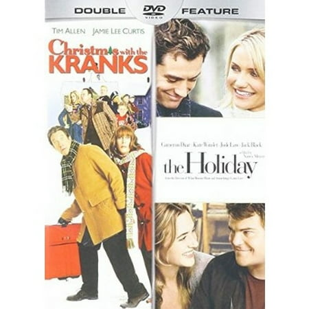 Christmas With the Kranks & The Holiday Double Feature (DVD) ()