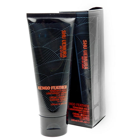 - Shu Uemura Art Of Hair. Kengo Feather Tenacious Hold Lightweight Cream 3.4 fl oz