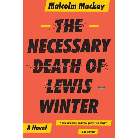The Necessary Death of Lewis Winter - eBook