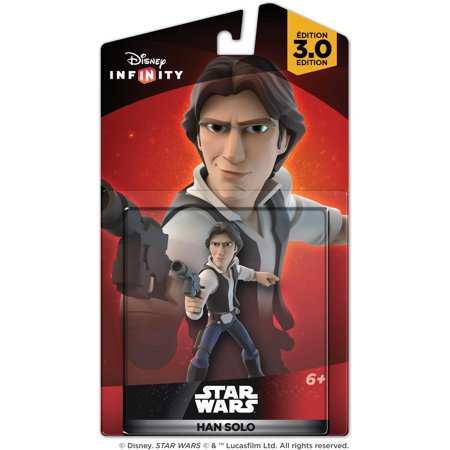 Han Solo Statue (Disney Infinity 3.0 Star Wars Han Solo Figure (Universal))