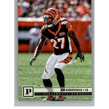 finest selection e0f1a a0575 2018 Panini #62 Dre Kirkpatrick Cincinnati Bengals Football Card