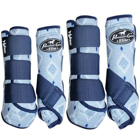 - Professional Choice Horse Sports Medicine Boots Ventech Elite 4 Pk Boho