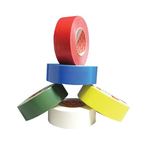 Tesa Tapes Tesa Tapes - Industrial Grade Duct Tapes 9 Mil Black Duct Tape 2''X 60 Yds: 744-64662-09006-00 - 9 mil black duct tape 2''x 60 yds