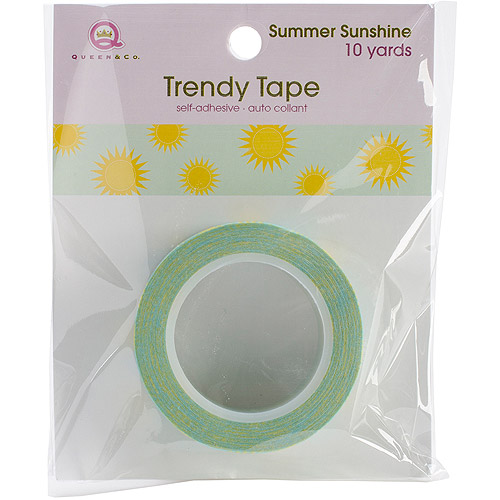 Summer Trendy Tape, 15mm x 10yds