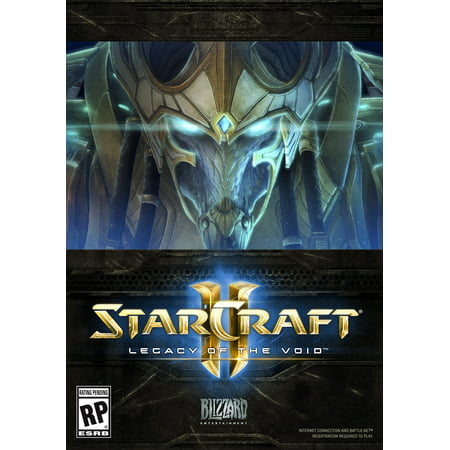 Starcraft II: Legacy of the Void, Activision Blizzard, PC Software, 047875729681