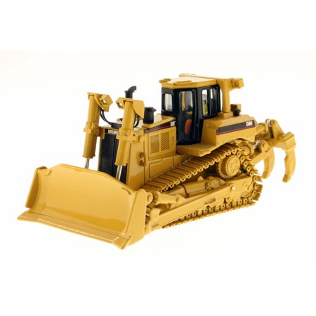 Caterpillar D8R Series II Track Type with Operator 1/50 Diecast Model by Diecast Masters
