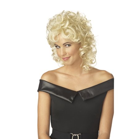 Grease Sandy Adult Wig
