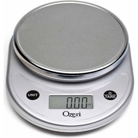 Ozeri pronto digital multifunction kitchen and food scale for Balanza cocina 0 1 g