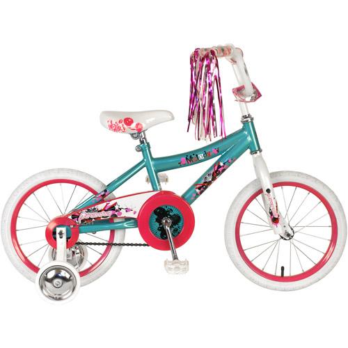 "16"" Piranha Melody Girl's Bike"