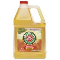 Murphy Oil Soap Soap Concentrate, 1 Gallon, 4 Bottles (CPC01103CT)