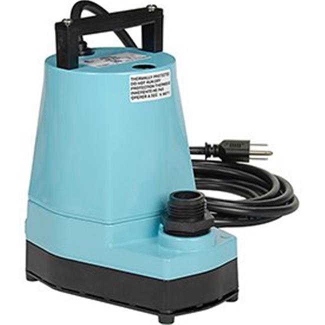 Little Giant 5-MSP 505000 Submersible Utility Pump with 10 ft. Cord - image 1 de 1