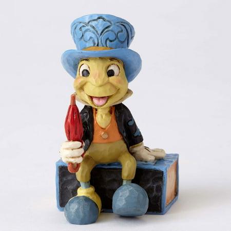 Jim Shore's Disney 4054286 Mini Jiminy Cricket