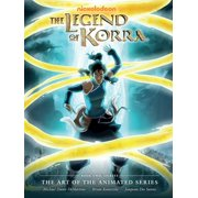Legend of Korra: The Art of the Animated Series Book Two: Spirits - eBook