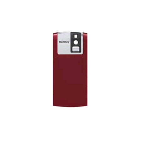OEM RIM Blackberry 8100 Pearl Battery Door - Red