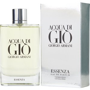 Acqua Di Gio Essenza Eau De Parfum Spray 6 Oz By Giorgio Armani
