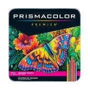 Prismacolor Premier Thick Core Colored Pencil Set, 72-Colors