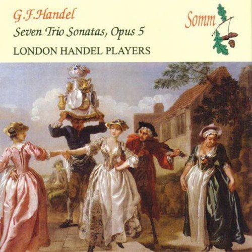 Seven Trio Sonatas Op. 5