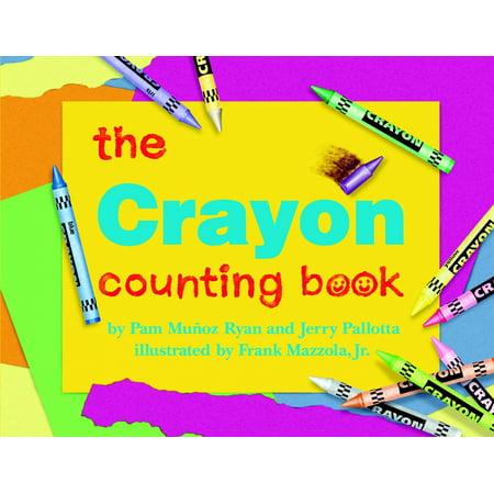 Crayon Counting Bk (Crayon Counting Book)