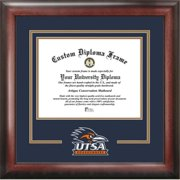 University of Texas  San Antonio Spirit Diploma Frame