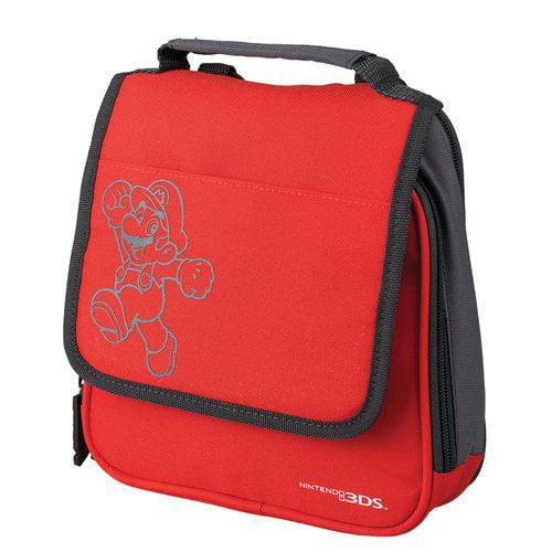 PowerA Nintendo 3DS, Transporter, Mario, CPFA100358-03