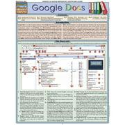BarCharts 9781423216452 Google Docs Quickstudy Easel