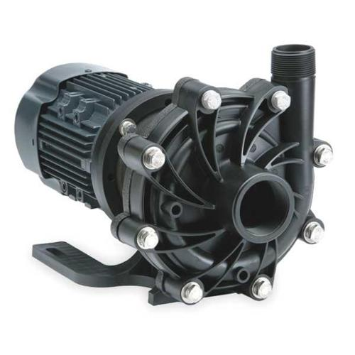 "FINISH THOMPSON 2 HP PVDF Magnetic Drive Pump 208-230/460V 2"" FNPT, DB11V-T-M215"