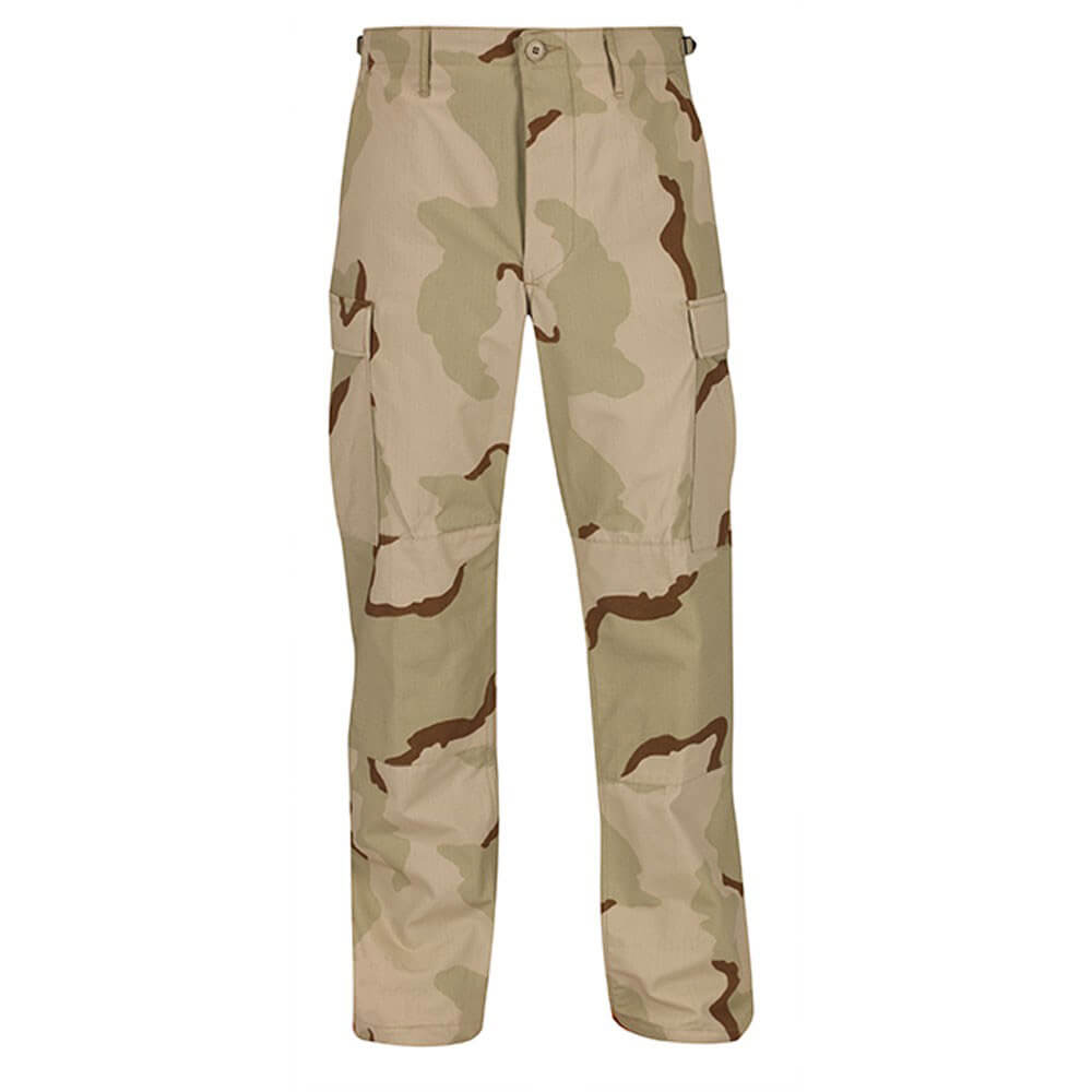 BDU Military Six Pocket Cotton Button Fly Trouser Pant
