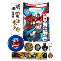 Transformers Basic Favor Supplies for 8 Guests, Include Favor Bags and Toy Pack