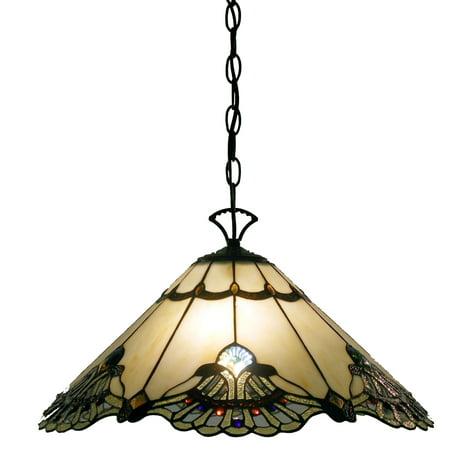 Tiffany-style Warehouse of Tiffany Courtesan Hanging (Tiffany Buy Online)