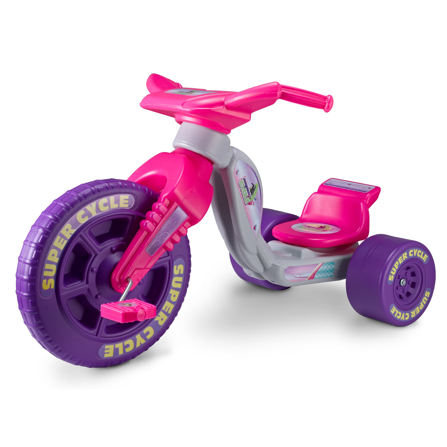 Pretty Princess Super Cycle (Pink)