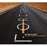 No End in Sight: The Very Best of Foreigner (CD)