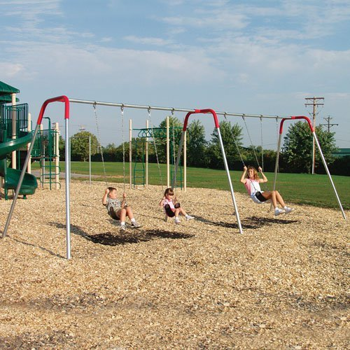 Sportsplay Modern Metal Swing Set