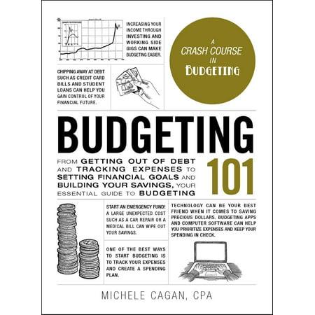Budgeting 101 - eBook - Budget 101 Halloween