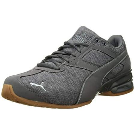 aefb1ed87639 PUMA - Puma Men's Tazon 6 Heather Rip Sneaker, Quarry-Iron Gate -  Walmart.com