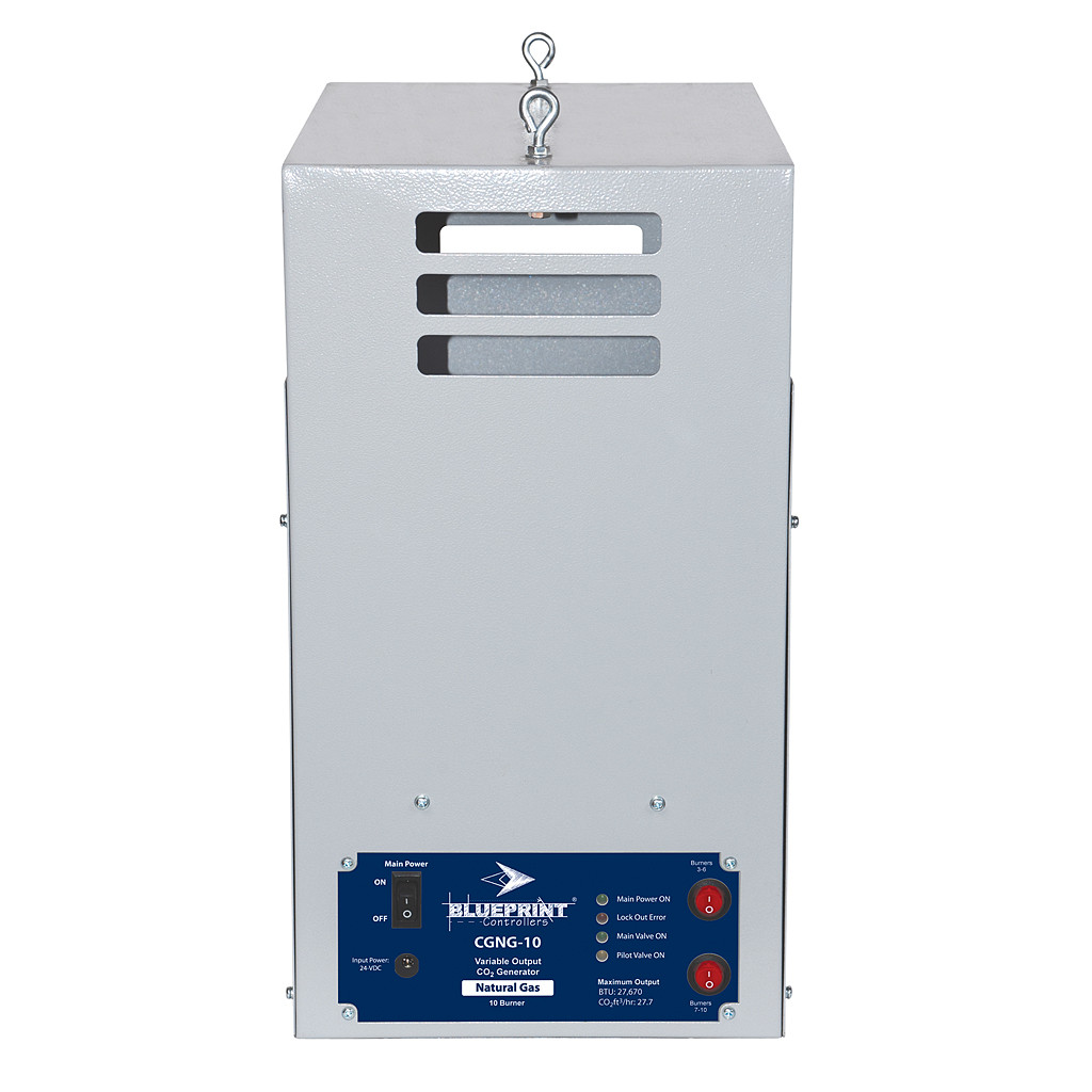 Blueprint Controllers CO2 Generator NG, CGNG-10
