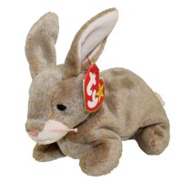 609d7c62cca Product Image TY Beanie Baby - NIBBLY the Brown Rabbit (6 inch)