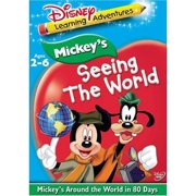 Disney Learning Adventures: Mickey's Seeing The World Mickey's Around The World In 80 Days (Full Frame) by DISNEY/BUENA VISTA HOME VIDEO