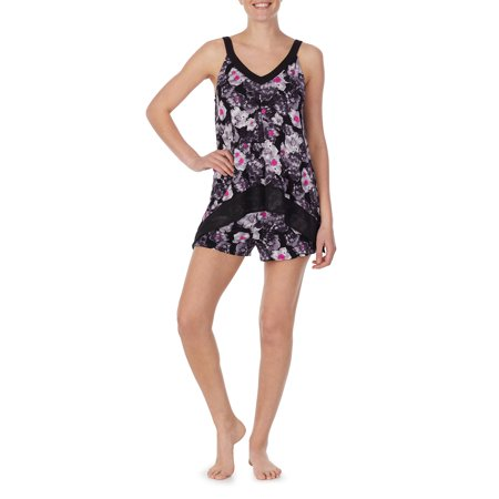 Secret Treasures Women's and Women's Plus Modern Tank and Shorty PJ Set - Kmart Sleepwear Australia