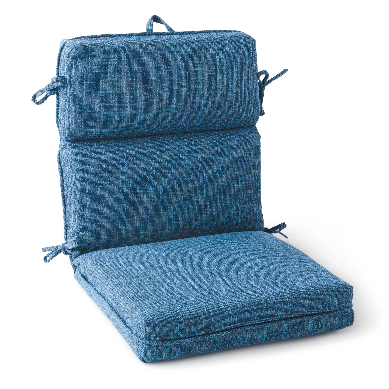 Gardens High Back Outdoor Chair Cushion
