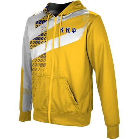 Kappa Classic Sweatshirt (ProSphere Men's Kappa Kappa Psi Structure Fullzip Hoodie)