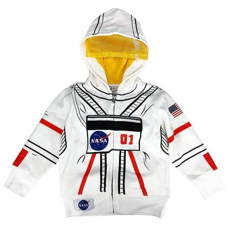 Freeze NASA Boys Costume Astronaut Hoodie - Nasa Kids Costume