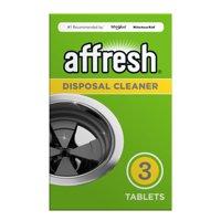 Affresh Foaming Garbage Disposal Cleaner Tablets, Citrus Scent 3 count