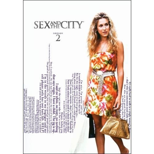 Sex And The City: The Complete Second Season (With $5 VUDU Credit) (Full Frame)