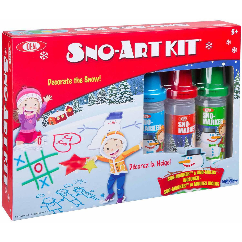 Ideal Sno-Art Kit