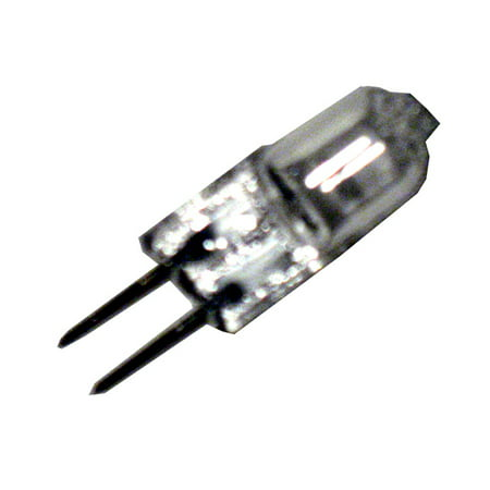 12 pcs Halogen JC Type Light Bulb G4 Base 12V 20W Watt Lamp Bypin 12 Volt - 20w Halogen Light Bulb
