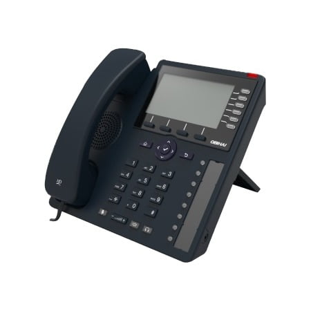 Obihai Gigabit Ip Phone With Power Supply   Up To 24 Lines   Built In Wifi And Bluetooth   Works With Google Voice And