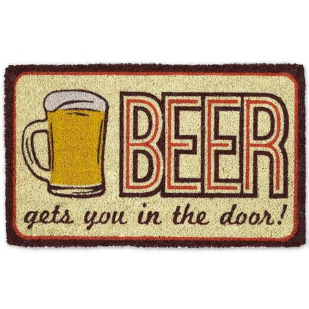 DII Beer Doormat