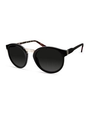 ED by Ellen Keyhole Round Sunglasses (S-35)