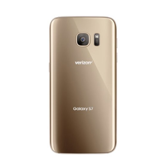 Ultramoderne Samsung Galaxy S7 SM-G930V 32GB Gold Verizon Wireless - Walmart.com WC-83